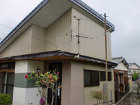外壁板金張替・外部塗装・玄関サッシ、窓サッシ取替・その他