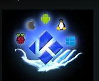 Logo de Kodil le dépôt pour Kodi