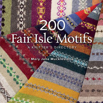 """""""200 Fair Isle Motifs"""""""