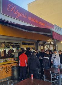 """Ausklang am Szene-Imbiss: """"Rüyam""""-Kebab"""