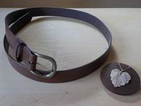 ceinture cuir de qualité pour homme et femme