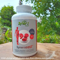 pot syner boost - synerj health - nouveau octobre 2019