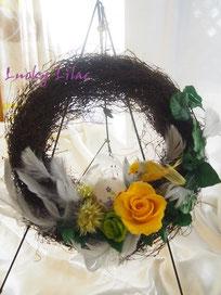 「Bird Wreath」