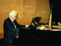 Jacques Greys, salle Cortot, Paris, 1997
