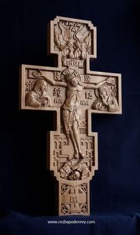 Резной Крест
