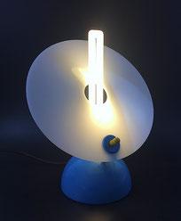 ASKO Tischlampe, Memphis Style
