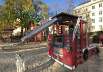 Top 5 playgrounds in Berlin