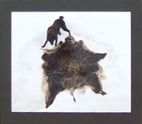 猟犬と毛皮/弥田 正蔵
