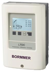 Solarsteuerung LTDC-E Bormmer