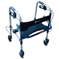 andadera de aluminio, andadera con ruedas, andadera con 4 ruedas, andadera con cuatro ruedas, andadera con asiento, andadera con descanso, andadera de aluminio de lujo, andadera reactiv, reactiv, ability monterrey, ability san pedro,