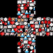"""Blog zum Thema """"Mit uns sind Sie medizinisch Grundversorgt"""" für Apotheken und Drogerien in der Schweiz. Machen Sie Ihre Dienstleistung sichtbar und heben Sie sich von Onlineapotheken ab."""