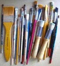 Art-thérapie : Des pinceaux pour tous les goûts