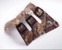 sand18 reptil beige/Synthetik