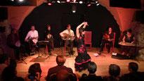 Nouiba&Anda Jaleo, théâtre le Fou, Lyon, avril 2014