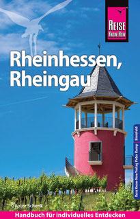 Reiseführer Rheinhessen, Rheingau von Günter Schenk