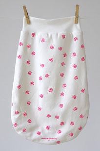 Babypucksack (Strampelsack) Allover Mini OM