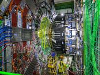 Mess-Stelle im CERN