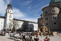 Salzburg Residence Square