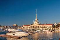 Сочи выходного дня из Крыма