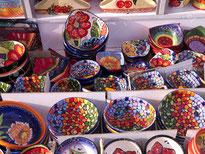 Poterie et céramique Andalouse
