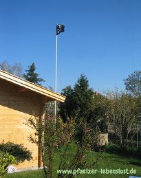 Sauna selbst bauen Holzhaus