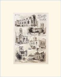 Churches in York