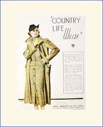 Vintage advert