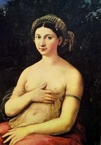 Raffaello Sanzio, La Fornarina