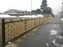 竹垣・フェンスなど