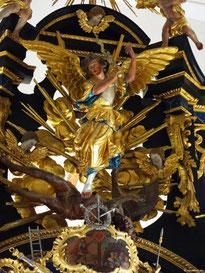 Erzengel Michael, St. Michael, Violau