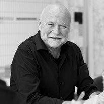 Porträt Klaus Deininger, Foto: Matthias Eckert