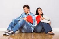 Beziehungsprobleme lösen mit Hypnose.