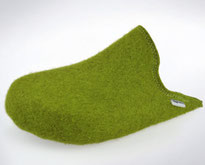 clogs09 apple green/Felt***