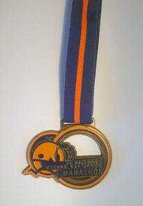 2003 Wien Marathon von Michael G.