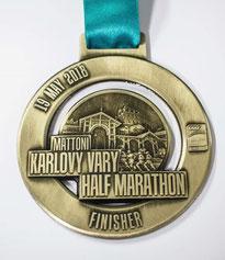 19.05.2018 Karlovy Vary Halbmarathon von René D.