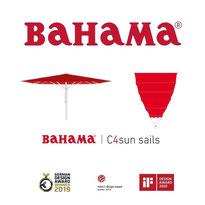 Bahama Sonnenschirme, C4Sun sails Sonnensegel