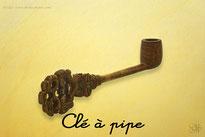 Clé à pipe