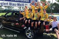 2015 (U12) ... VfL Halle 96