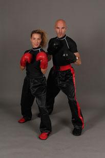 Kickboxen Fitness Boxen