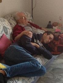 Natale 2013, Alessio ed io