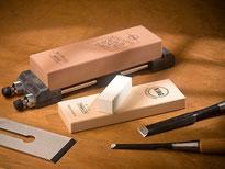 Schärf- und Schleifwerkzeuge