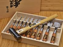 Japanische Handwerkzeuge