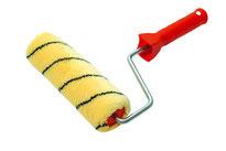 4) Валик для грунтування чистої поверхні стяжки
