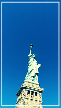 Statue of Liberty Liberty Island New York City