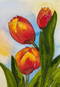 Miniaturbilder zu verkaufen- Blumen