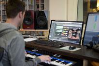 Ringo Studios Uli Göhring an der DAW