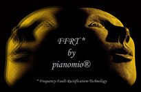 FFRT Frequency Fault Rectification Technology by pianomio®
