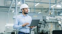 Hallen und Industriebeleuchtung