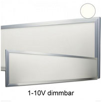 LED Panel 30x120cm, 50W, 4000K, normalweiß, 4137 lm,