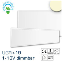 LED Panel 30x120cm, 50W, 3000K, warmweiss, 3723 lm